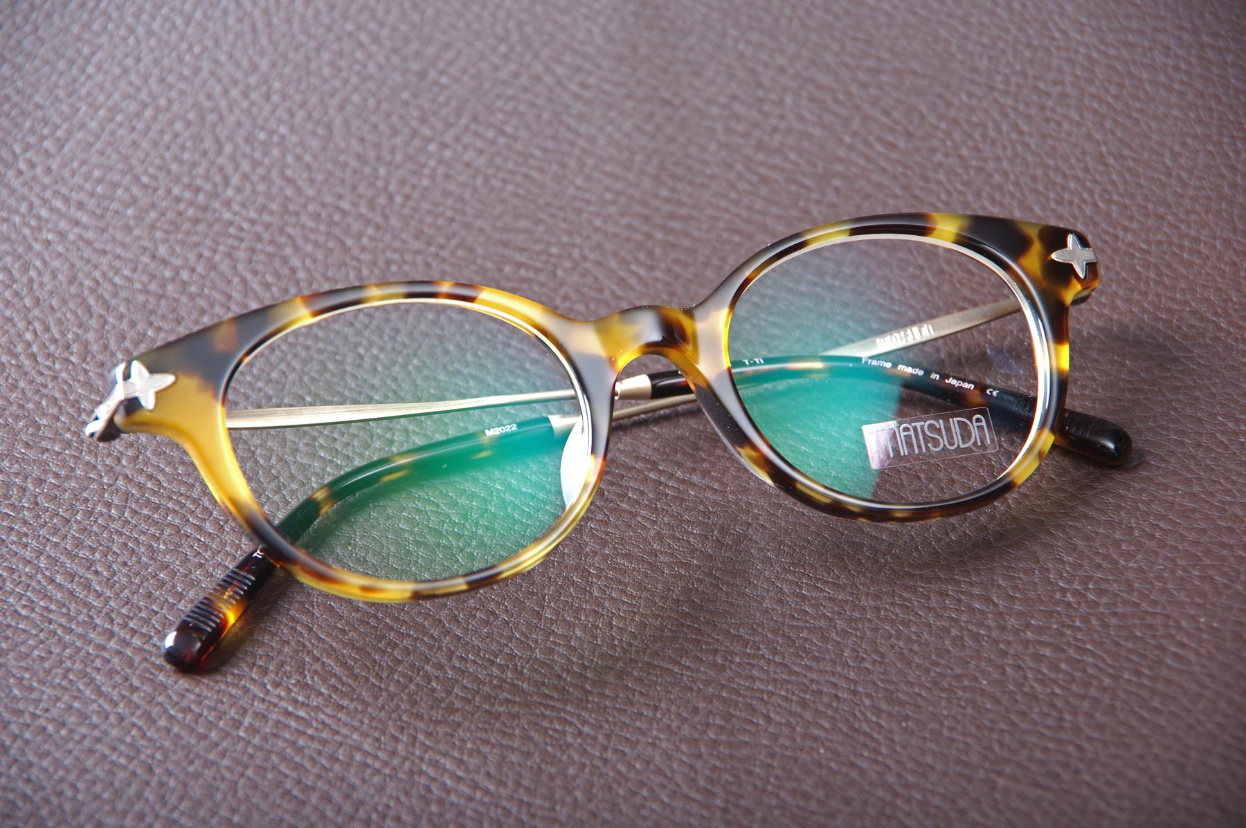 Où trouver des lunettes de vue haut de gamme MATSUDA à proximité de Le  Havre 76 ... 88860269ef62