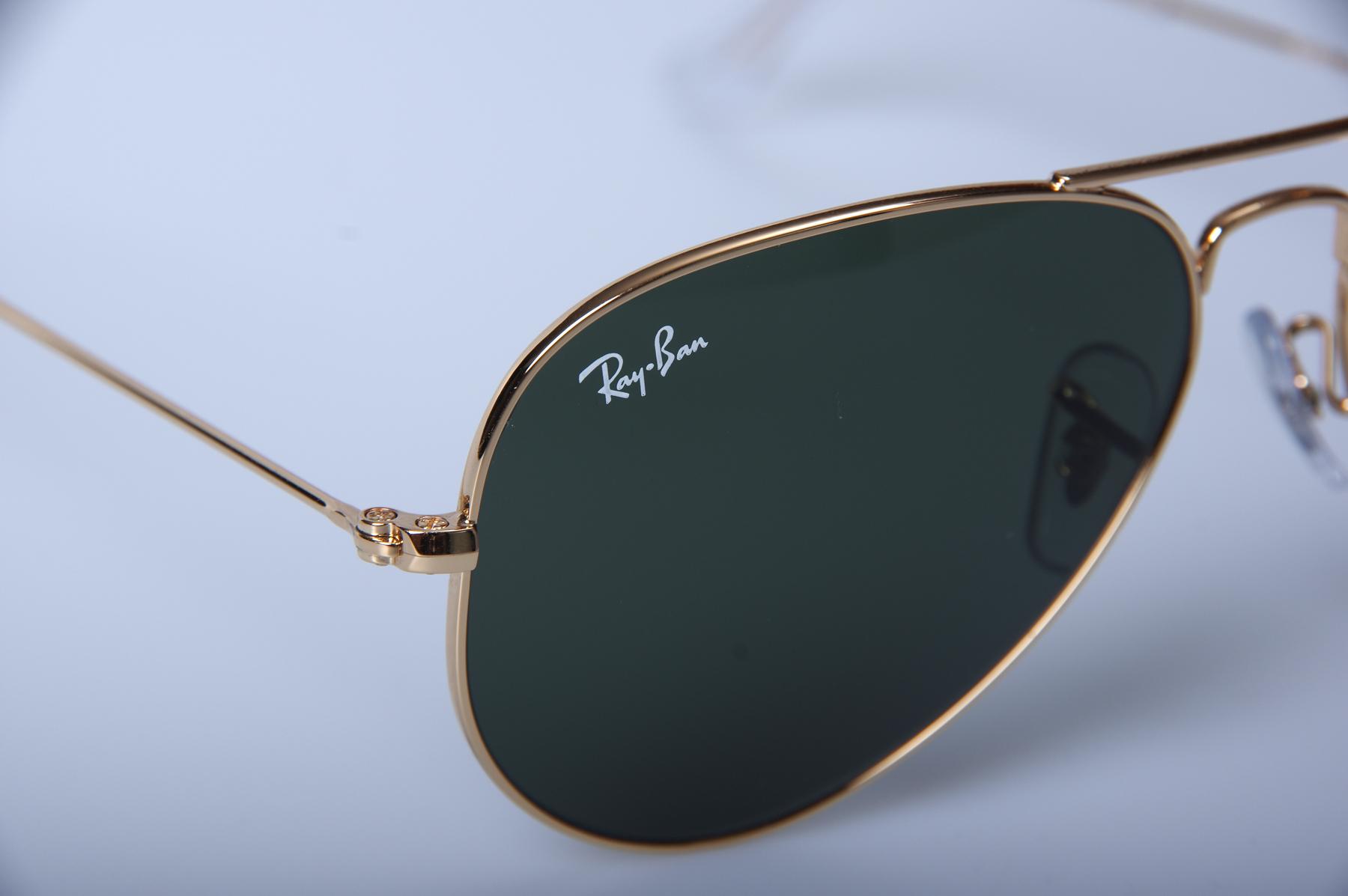 monture lunette ray ban aviator