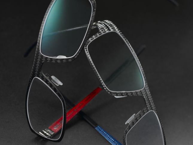Lunettes de vue en carbone de la marque BLAC - Opticien haut de ... 75d0afafb5af