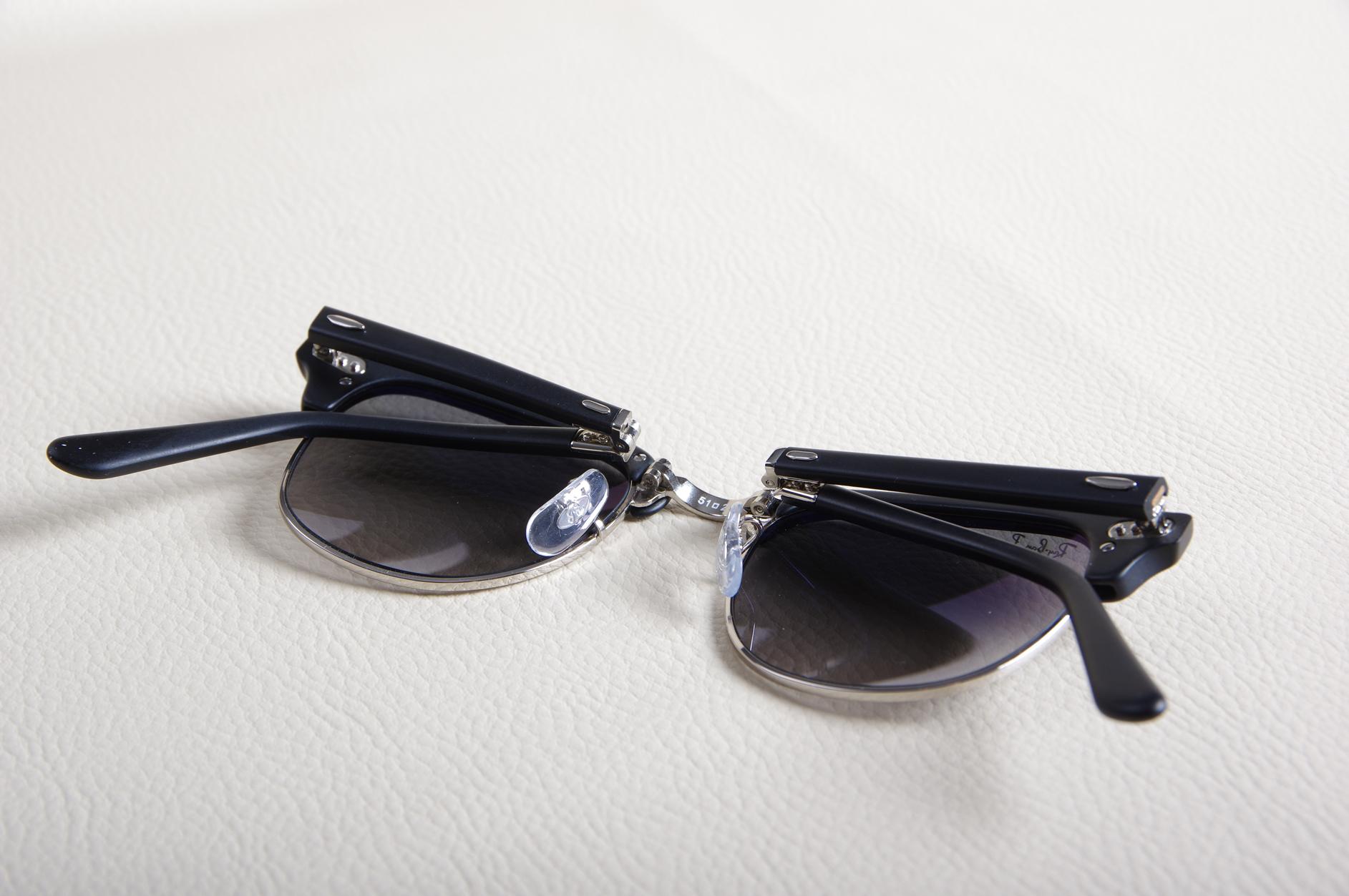... 76 Où commander les lunettes de soleil RAY BAN Clubmaster pliables  RB2176 à proximité de Le Havre ... 64031231dc6a