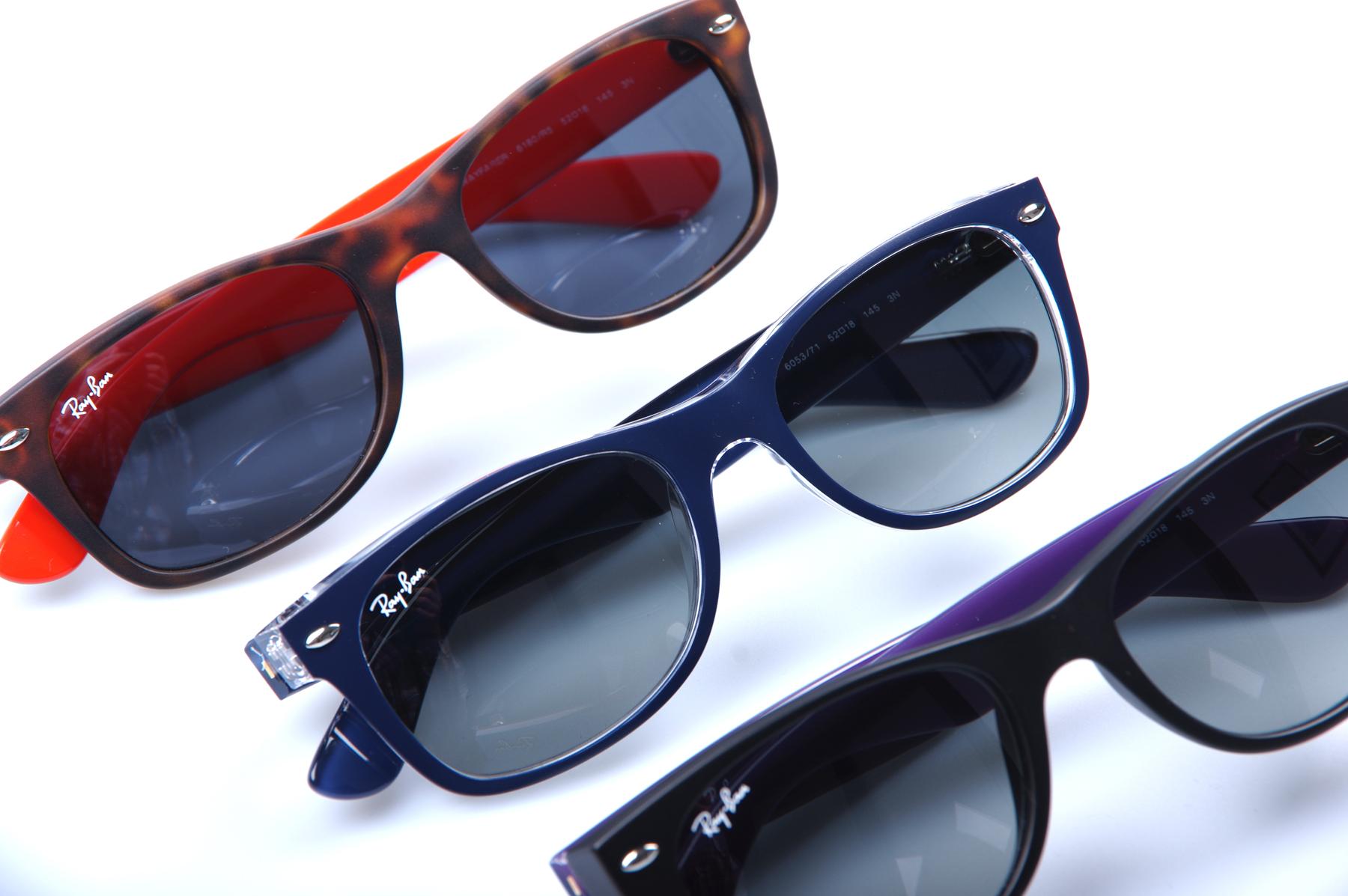 Où trouver les lunettes de soleil RAY BAN New Wayfarer 2132 à proximité de  LE HAVRE ... 0a0c384068d9