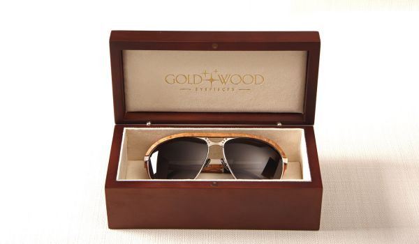 Gold and Wood Frames, Born Heritage, UK